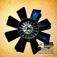 Лопасть вентилятора на Газель