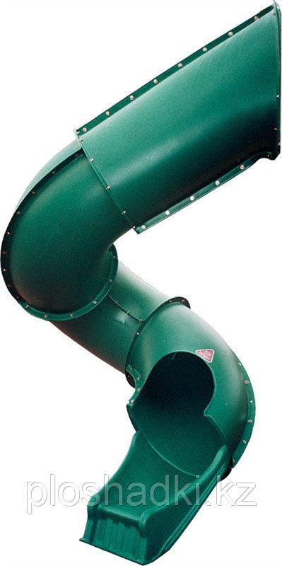 Винтовая горка труба ПРЕМИУМ Ø 600мм с 2.10м.