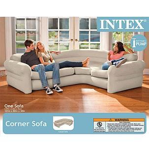 Надувной угловой диван Intex 68575, фото 2