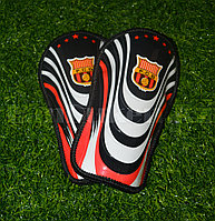 Детские футбольные щитки Barcelona