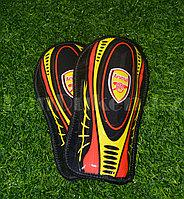 Детские футбольные щитки Arsenal