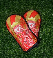 Детские футбольные щитки Liverpool