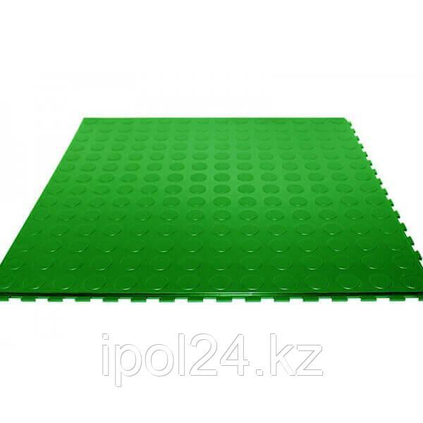 Модульный пол из ПВХ 7мм х500х500мм 1,9кг