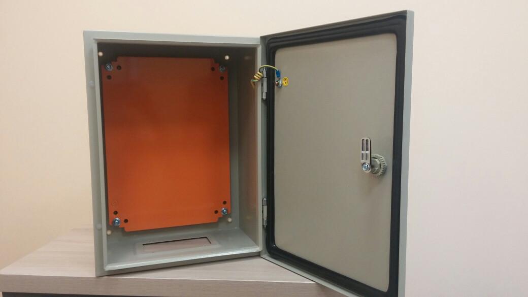 Щит металлический ЩМП2 500×400×250 IP65 1.2-1.2-2 (TSL)
