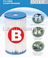 Сменный картридж для насоса-фильтра INTEX 29005 для очистки воды (тип В)