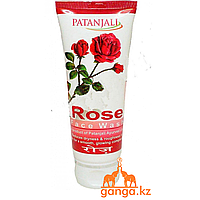 Гель для умывания Роза (Rose Face Wash PATANJALI), 60мл.