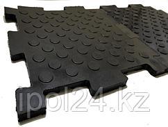 Плитка резино-каучуковая  для пола  500х500х20 мм 6,5кг