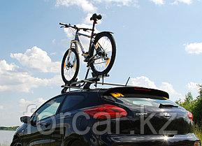 Багажник для перевозки велосипеда на крыше Lux Profi (Россия), фото 3