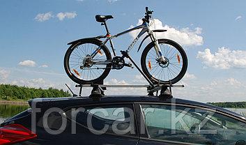 Багажник для перевозки велосипеда на крыше Lux Profi (Россия), фото 2