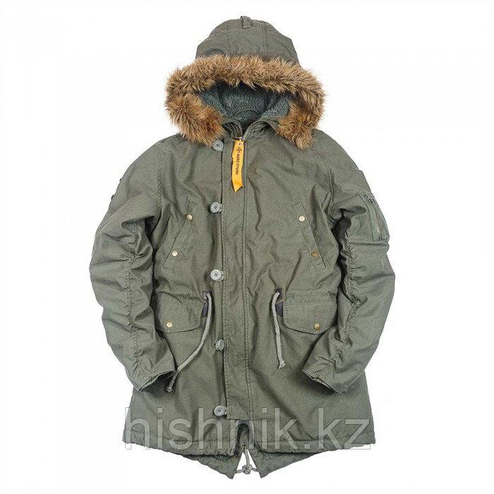 Куртка N3B FISH TAIL PARKA осень