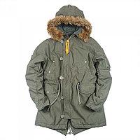 Куртка N3B FISH TAIL PARKA осень, фото 1