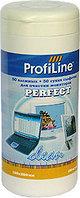 Perfect Clean (салфетки для экранов LCD и оптики влажные/сухие 50+50) ProfilLine F300220