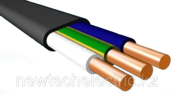 Кабель ВВГ 3х95+1х50 - TOO NewTech ELECTRIC