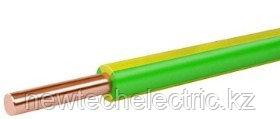 Провод ПВ 1x35 - желто-зеленый