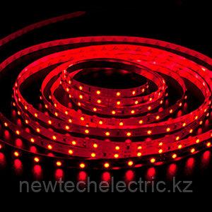 LED Лента 3528-96 (красная) водостойкая (10м) - Купить в Алматы