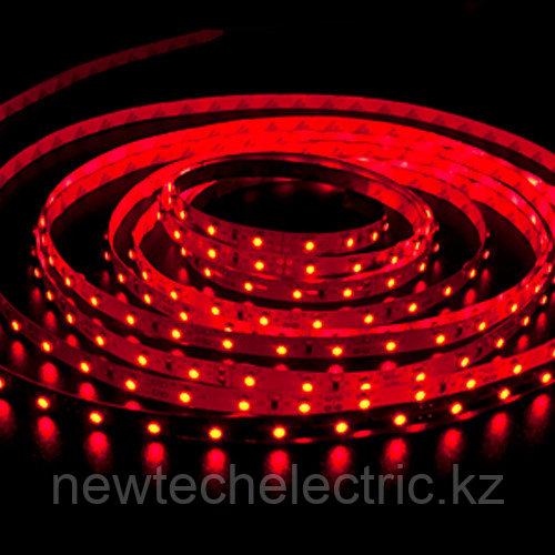 LED Лента 5050-60 (красная) водостойкая (10м) - Купить в Алматы