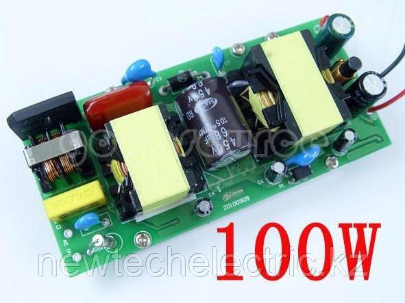 Драйвер (Трансформатор) 100W - для наружнего применения