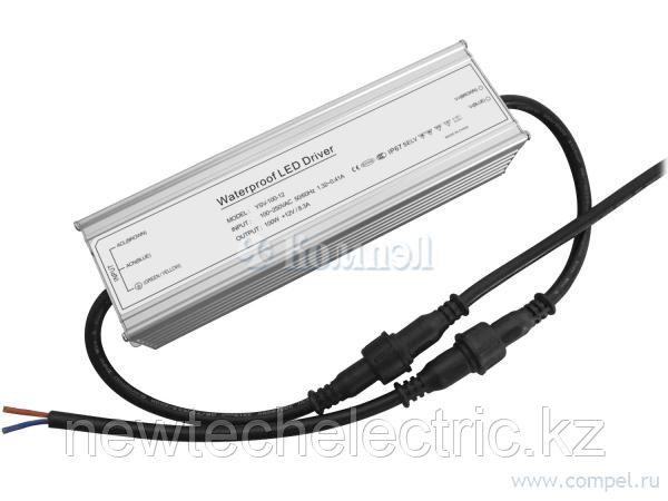 Драйвер (Трансформатор) 150W - для наружнего применения (4 выхода)