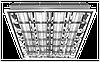 Светильник ЛВО 10 4х18 - 011 Rastr