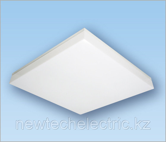 Светильник ЛПО 46 2x36 - 801 Contur (ЭмПРА)