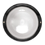 Светильник НПП 1102-100 - бел/круг с реш. ИЭК