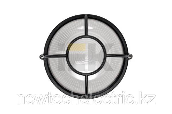 Светильник НПП 1104-100 - бел/круг солнце. ИЭК