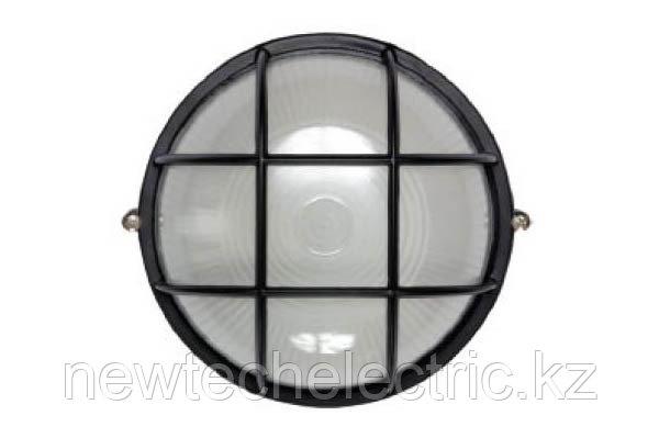 Светильник НПП 1302-60 - бел/круг с реш IP54 ИЭК