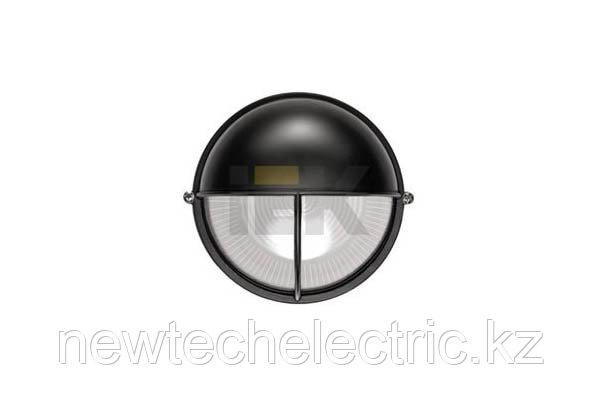 Светильник НПП 1305-60 - черн/круг п/сфера-луч IP54 ИЭК