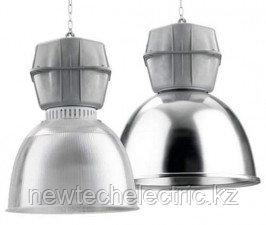 Светильник РСП 05-250-742 - IP54 (ал.отр.+стекло+сетка,встр. ПРА)