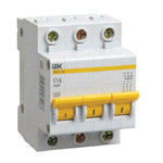Автоматический выключатель ВА47-29 (4ф) 50A - 40А, 32А, 25А, 20А, 16А