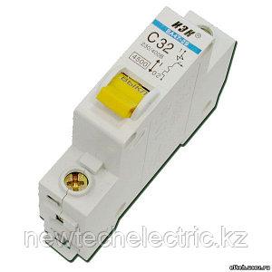 Автоматический выключатель ВА 47-60 (1ф) 25А 6кА - цкна, купить в Алматы