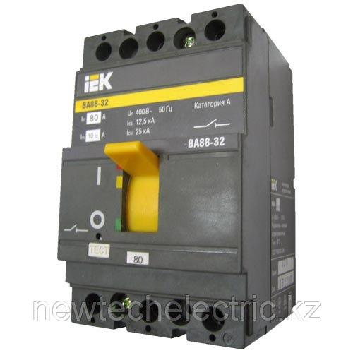Автоматический выключатель ВА 88-33 (3ф) 125А - цена, купить в Алматы