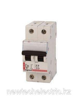 Автоматический выключатель LR 2р 16А (404042)
