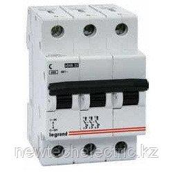 Автоматический выключатель LR 3р 25А (404058)