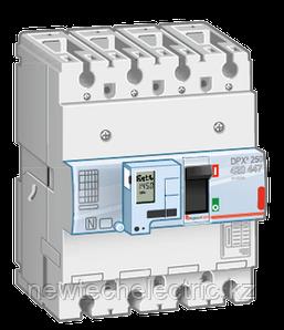 Автоматический выключатель DPX3 160 3P 80A (420004)