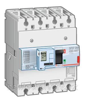 Автоматический выключатель DPX3 160 3P 160A (420007)