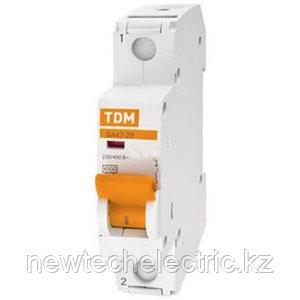 Автоматический выключатель ВА47-29 (1ф) 6А : купить в Алматы