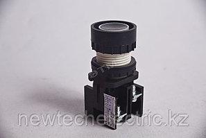 Кнопка ВК43-21-11110 (цилиндр желтый)