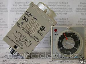Реле времени H3BA-8H (РВЛ-8Н) 240V AC
