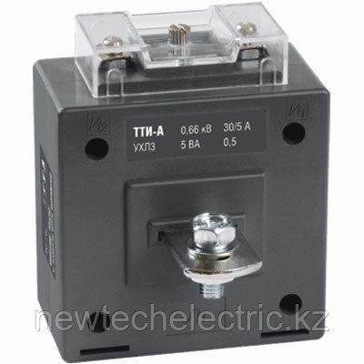 Трансформатор ТТИ-А  75\5А 5ВА кл.т.0,5