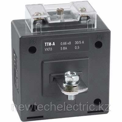 Трансформатор ТТИ-А 150\5А 5ВА кл.т.0,5