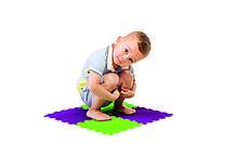 """Детский ортопедический модульный коврик-массажер """"Ортодон"""" (резина), фото 3"""