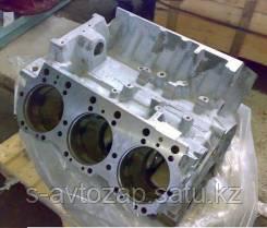 Блок цилиндров в сборе (ПАО Автодизель) для двигателя ЯМЗ 236н-1002012-е 236Н-1002012-Е