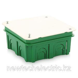 IMT35122 Распред. коробка в сплош. стенах 100х100х50