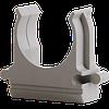 Крепеж-клипса для труб Ø25 мм