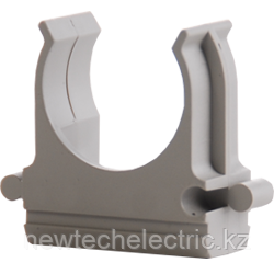 Крепеж-клипса для труб Ø40 мм