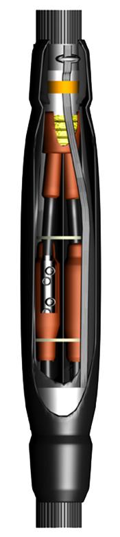 4 СТп  1х70-120 с нак. Tyco Electonics (POLJ-01/4x70-120)