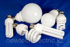 Half Spiral Лампа  NCL-SH10-15w-2700K-E14