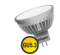 LED MR16 5w 12v 3000K GU5.3   (94 262)