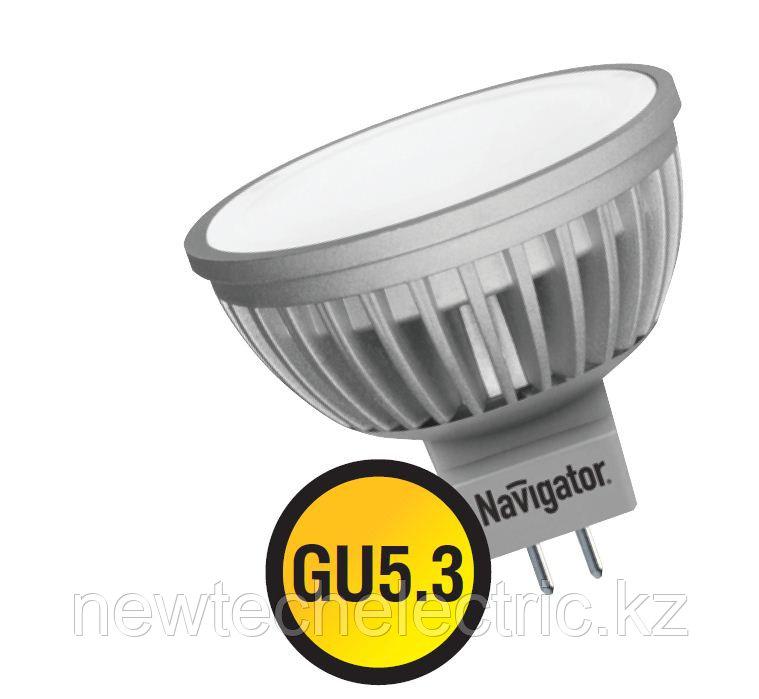 LED MR16 5w 230v 4000K GU5.3-60D   (94 366)